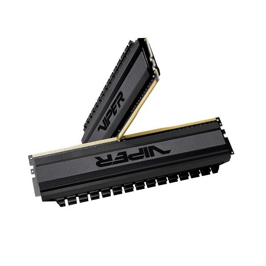 Memoria RAM Patriot Viper  4 BLACKOUT DDR4, 3200MHz, 16GB (2 x 8GB), Non-ECC, CL16, XMP Kit  - Image 5