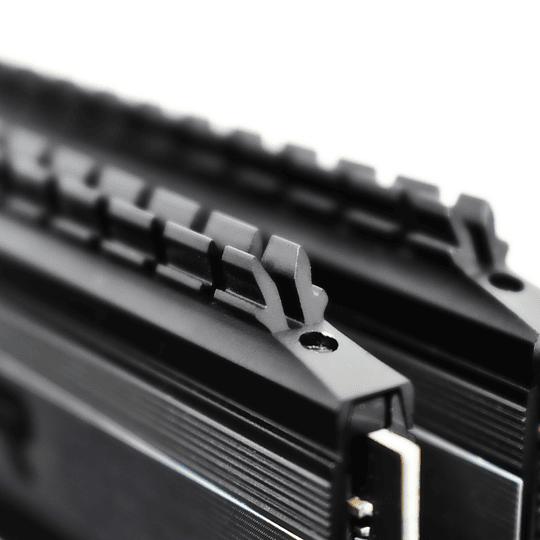 Memoria RAM Patriot Viper  4 BLACKOUT DDR4, 3200MHz, 16GB (2 x 8GB), Non-ECC, CL16, XMP Kit  - Image 9