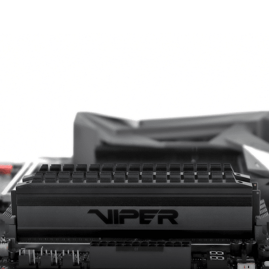 Memoria RAM Patriot Viper  4 BLACKOUT DDR4, 3200MHz, 16GB (2 x 8GB), Non-ECC, CL16, XMP Kit  - Image 11