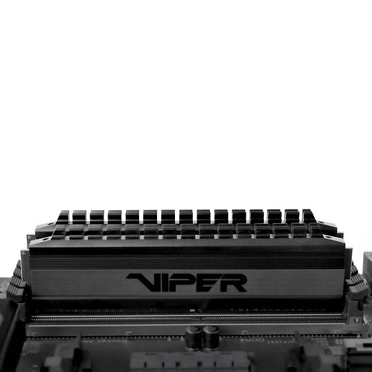 Memoria RAM Patriot Viper  4 BLACKOUT DDR4, 3200MHz, 16GB (2 x 8GB), Non-ECC, CL16, XMP Kit  - Image 12