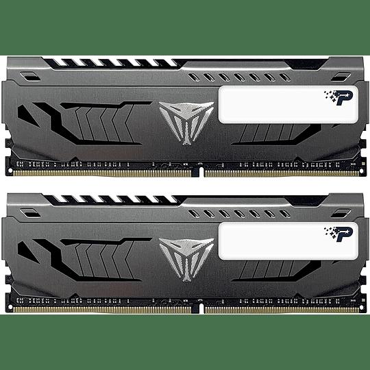 Memoria RAM Patriot VIPER STEEL 16GB (2X8GB) 4000MHz CL 19 DDR4 KIT - Image 3