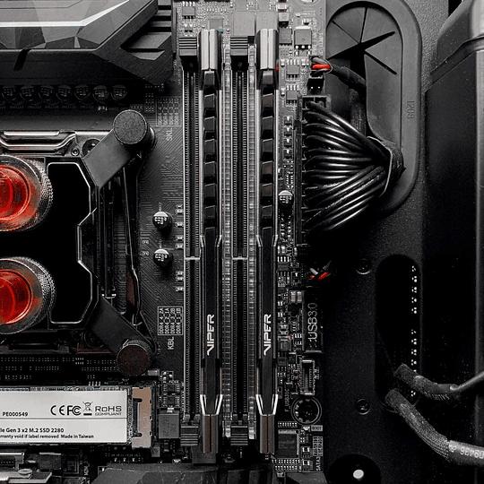 Memoria RAM Patriot VIPER STEEL 16GB (2X8GB) 4000MHz CL 19 DDR4 KIT - Image 6