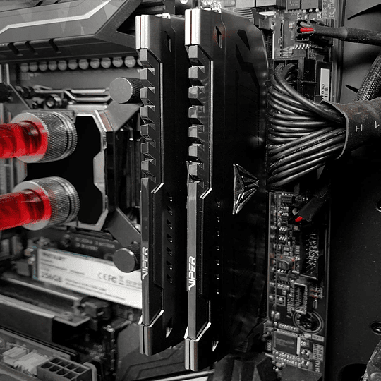 Memoria RAM Patriot VIPER STEEL 16GB (2X8GB) 4000MHz CL 19 DDR4 KIT - Image 7