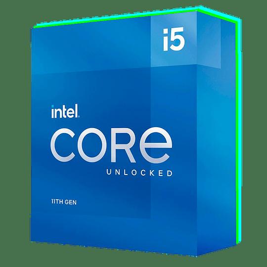 Intel Core i5 11600K [BX8070811600K] - Image 1