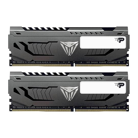 Patriot Viper Steel 32 GB PVS432G300C6K (2 x 16GB   DIMM DDR4-3000) - Image 6