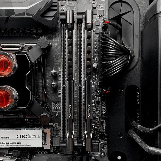 Patriot Viper Steel 32 GB PVS432G300C6K (2 x 16GB   DIMM DDR4-3000) - Image 11