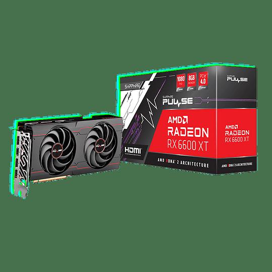 SAPPHIRE PULSE AMD Radeon™ RX 6600 XT, 8GB, AMD RDNA™ 2  - Image 1