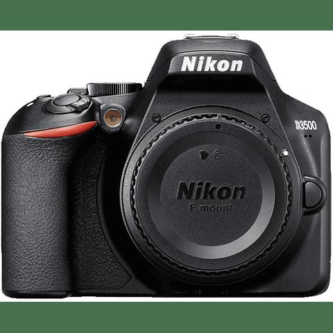 Nikon D3500 Cuerpo con memoria 64gb Estuche Medellín