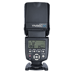 Flash Yongnuo YN 560 IV