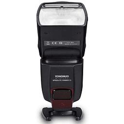 Flash Yongnuo YN 565 EX III para Cámaras Nikon Canon