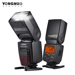 Flash Yongnuo YN 568 EX III para Cámaras Nikon Canon