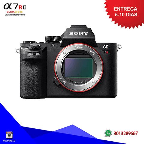 Sony Alpha A7R II Cuerpo Mirrorless 24.2mpx Video 4K con Memoria 32gb y Estuche