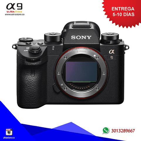 Sony Alpha A9 Cuerpo Mirrorless 24.2mpx Video 4K con Memoria 32gb y Estuche