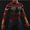 Polera Compresión Iron SpiderMan