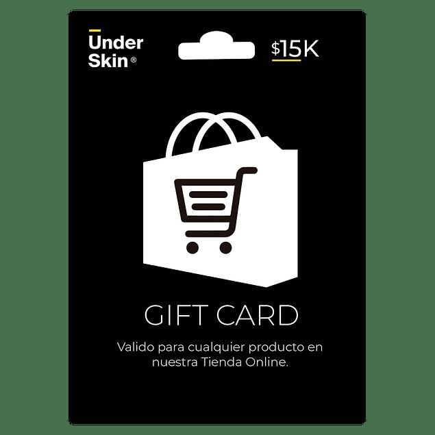 Gift Card 15K