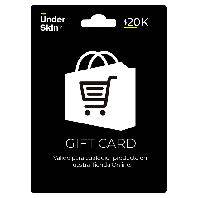 Gift Card 20K