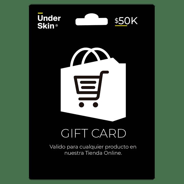 Gift Card 50K