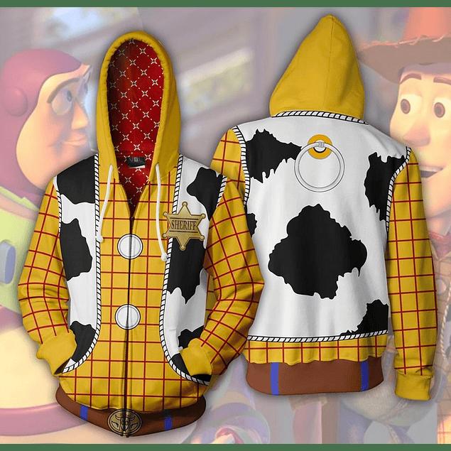 Poleron Woody Toy Story