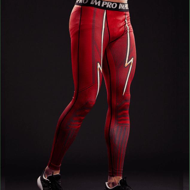 Calzas Masculinas Flash