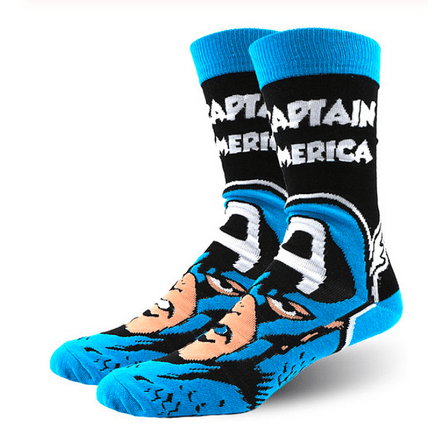 Calcetines Capitán América