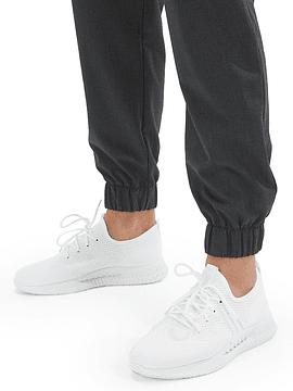 Calça para Uniforme Médico | HISI Collection | Cinza Escuro