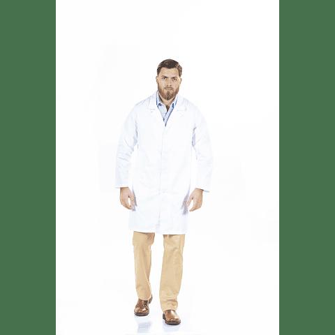 Bata Masculina para área Hospitalar