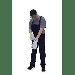 Jardineira de Homem para a Indústria