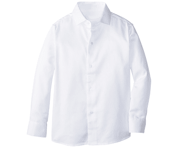 Camisa Cuello Corbata ML