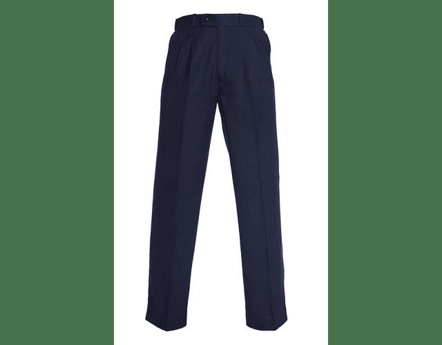 Pantalon Azul Paño