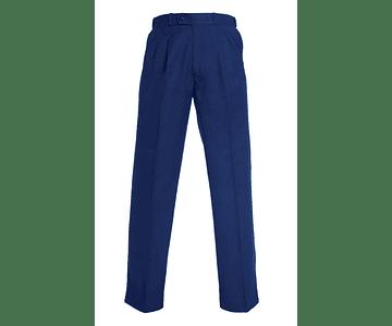 Pantalon Azul Paño Liceo Bogota Bachillerato