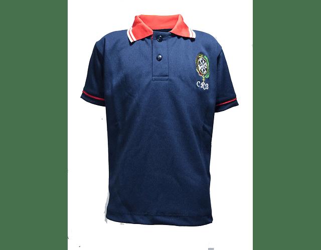 Camiseta Azul Rosario