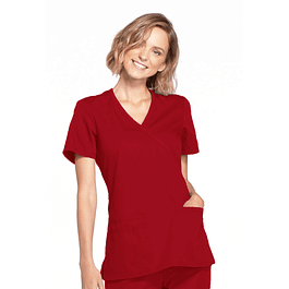 Top Cherokee Workwear Rejo WW650-REDW