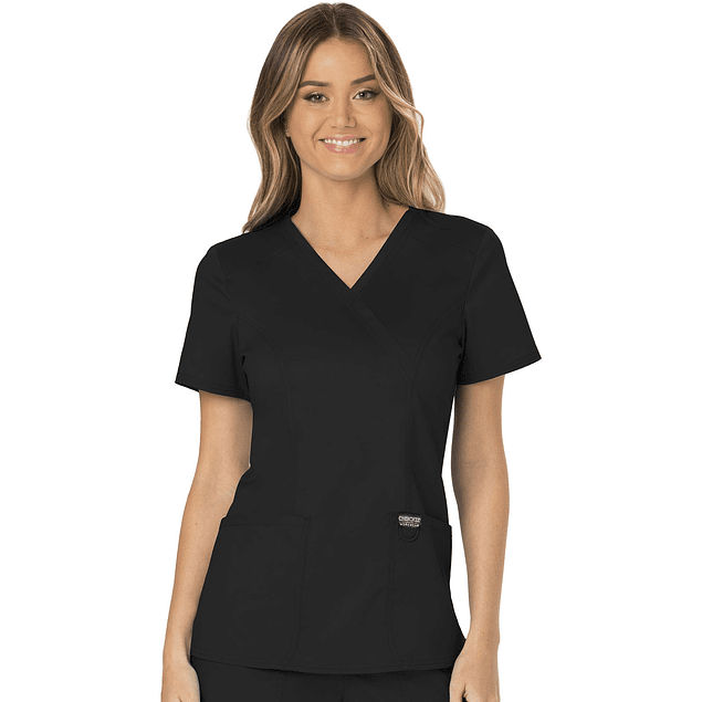Top M WW610 Blk Workwear Negro