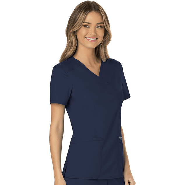 Top M WW610 Nav Workwear Azul Marino