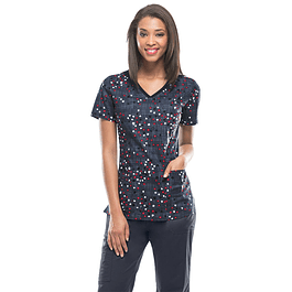 Top estampado Cherokee 3670 SHEA