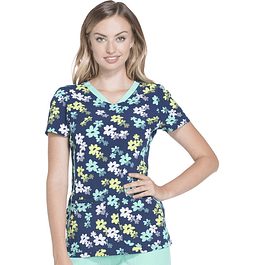 Top Estampado Heartsoul Think Posey-tive HS601-THPY