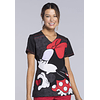 Top Estampado Disney Tooniforms Better Halves TF660-MKLV