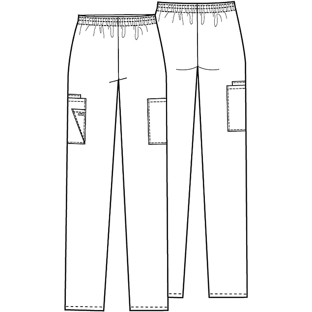 Pantalon Unisex 4200 Royw Royal