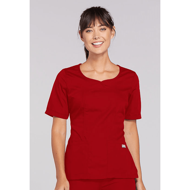 Top Cherokee M 4746 Redw Red