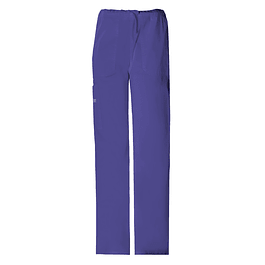 Pantalon Cherokee Morado 4043 Grpw Grape
