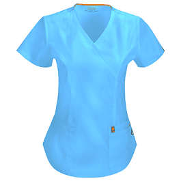Top Mujer Code Happy Turquoise 46601A Tqch