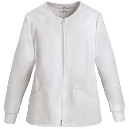 Top Jacket 2306 Whts White