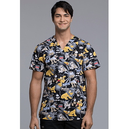 Estampado H TF675 MKND Disney Pluto Vs Pluto