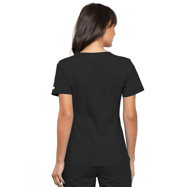 Top Cherokee Negro (Black) 2968 Blkb