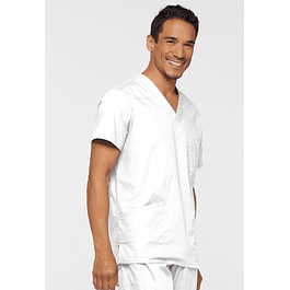 Top Hombre Dickies Blanco 81906 Whwz