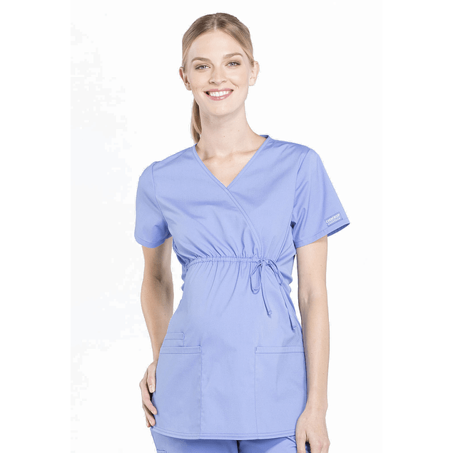 Top Mat Ww685 Cie Workwear Ciel