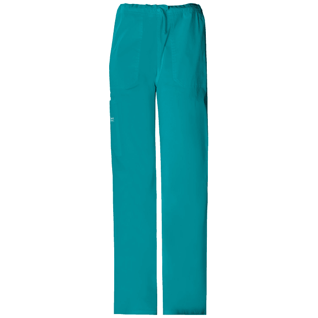 Pantalon U 4043 Tlbw Teal Blue