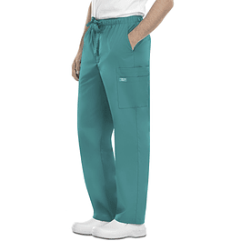 Pantalon H 4243 Tlbw Teal Blue