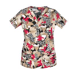 Top estampado Dickies 82978-WIFR