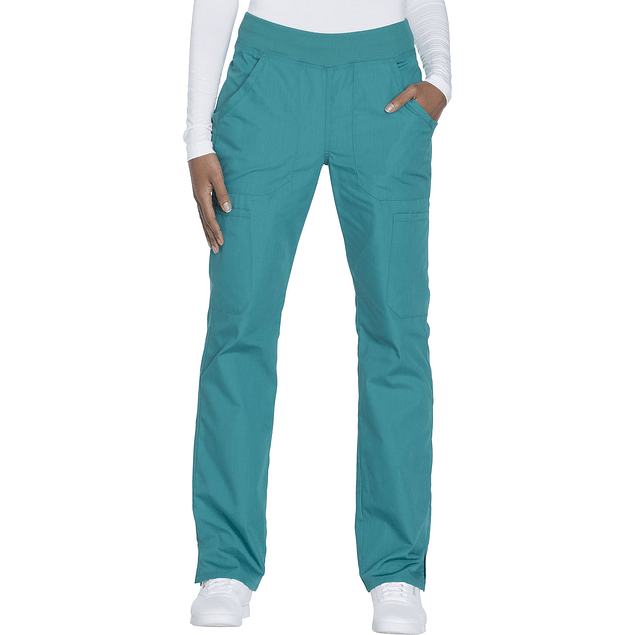 Pantalon Cherokee Workwear Teal Blue  Ww210 Tlbw